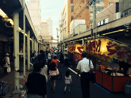長島夜店祭り4