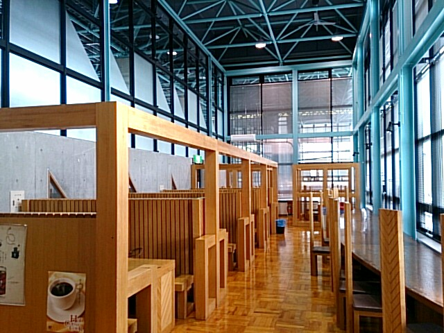 bancafe(青森公立大学内)