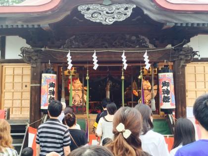 沖館稲荷神社3