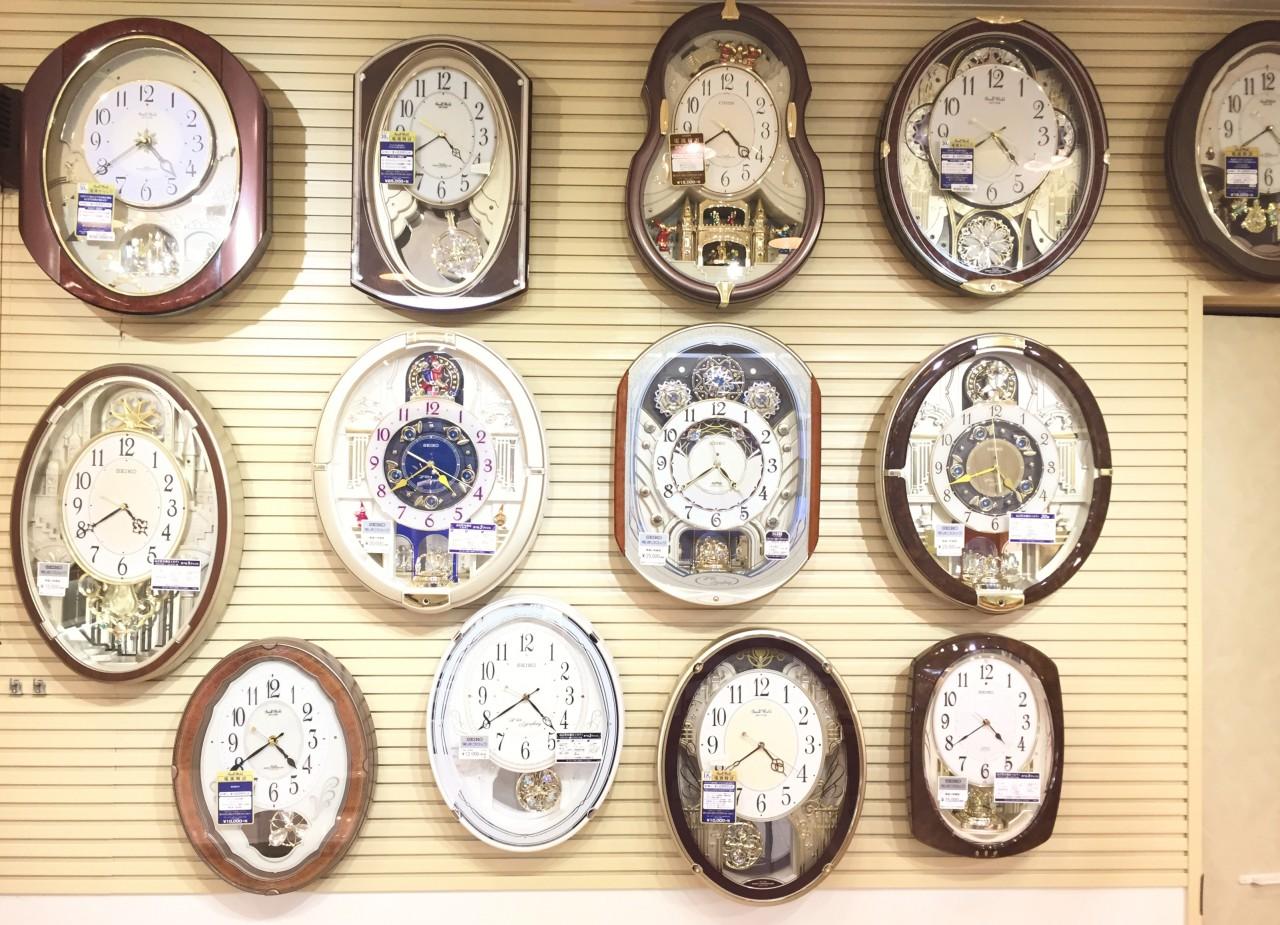 ワタナベ時計店