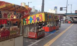 堤夜店祭り