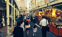 長島夜店祭り2