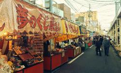 長島夜店祭り1