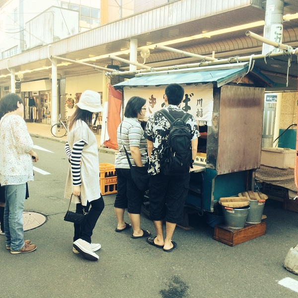 長島夜店祭り3