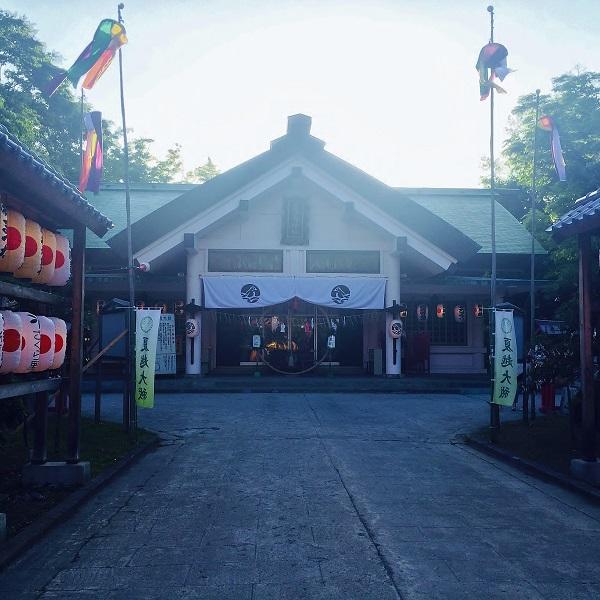善知鳥神社4