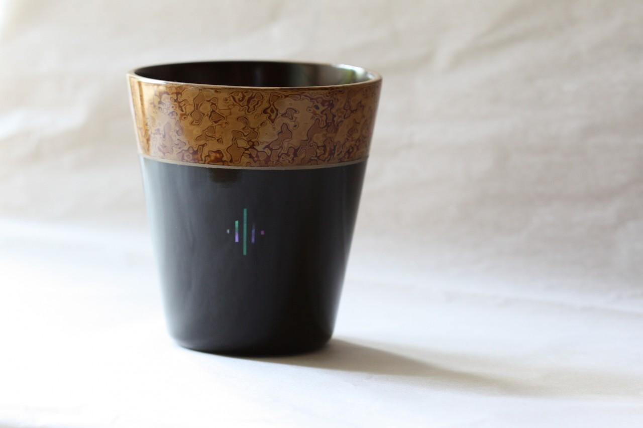 津軽塗フリーカップ