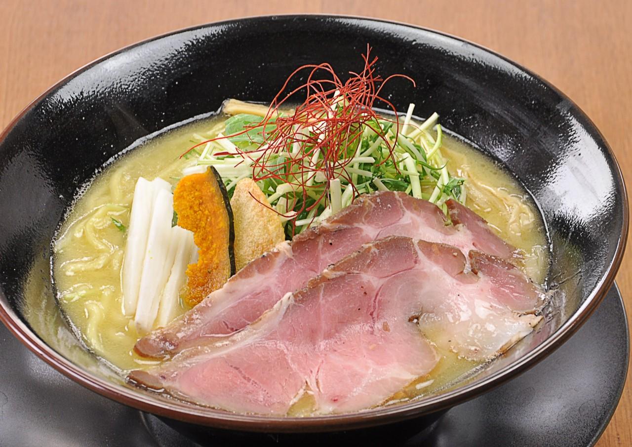 鶏豚湯醤油